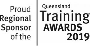 QTA sponsorship logo.